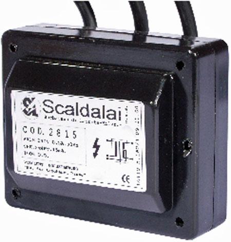Transformadores para quemadores SCALDALAI