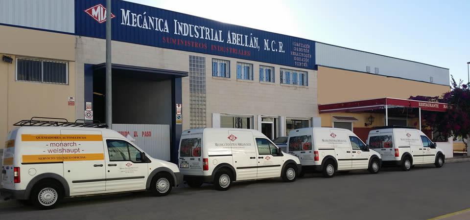 Desde 1929 Ofrecemos el mejor Servicio en equipos Industriales