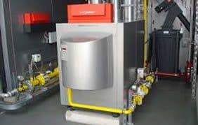 calderas para calefacción industrial